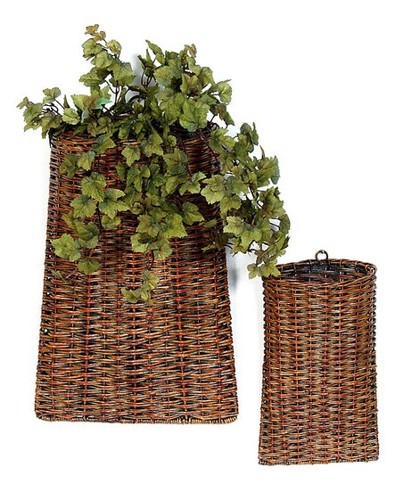 Brown Basket Set