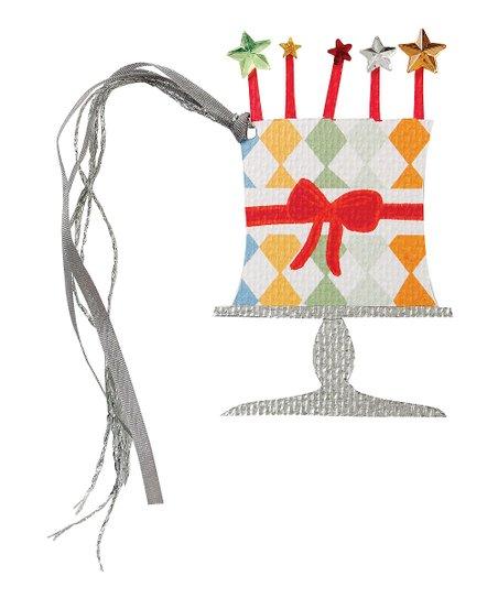 Birthday Cake Gift Tag - Set of Six
