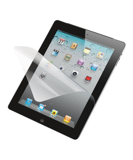 Screen Protector for iPad 2/3 - Set of Two