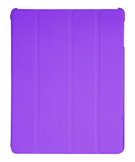 Rhapsody Purple Folio Case for iPad 3