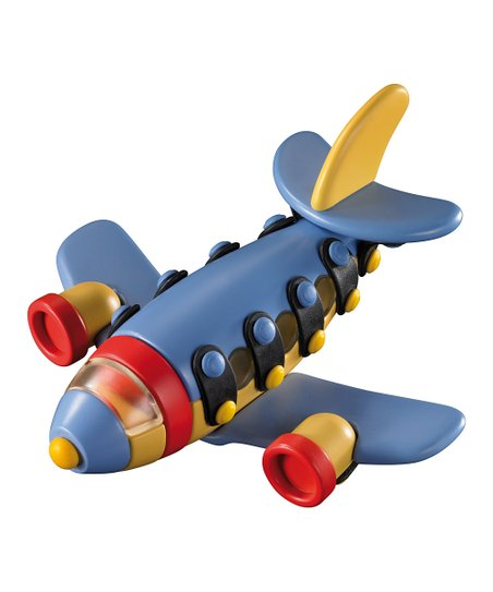 Jet Plane Construction Kit