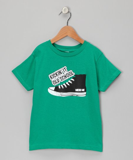 Kelly &#039;Kickin&#039; It Old School&#039; Tee - Infant, Toddler &amp; Boys