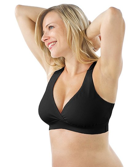 Black Milk Dreams Wireless Nursing Sleep Bra