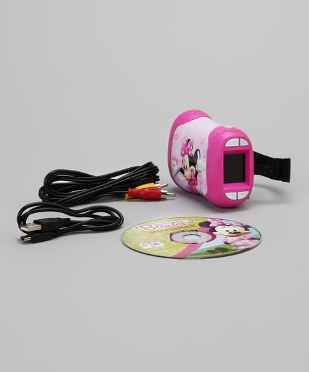 Minnie Mouse Digital Camcorder