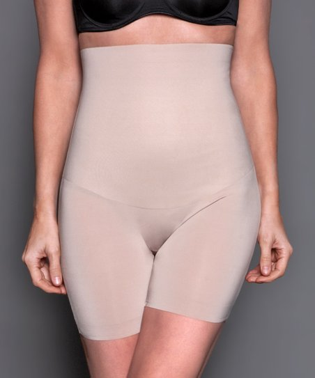 Café Compression Shaper High-Waisted Shorts