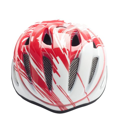 Red 360 LED Helmet