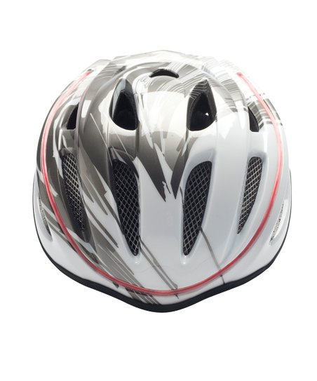 Gray 360 LED Helmet
