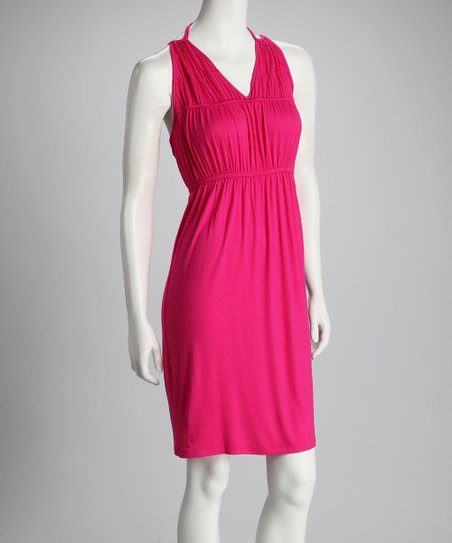 Fuchsia Sundress
