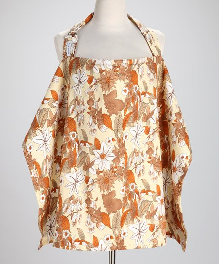 Autumn Breeze Nursing Cover