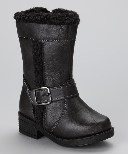 Black Artic Boot