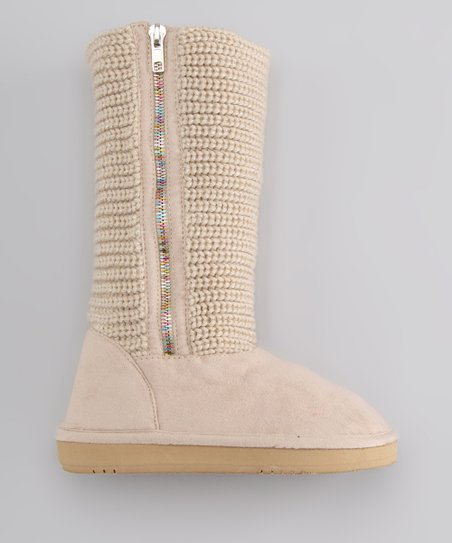 Sand Knit Java Boot