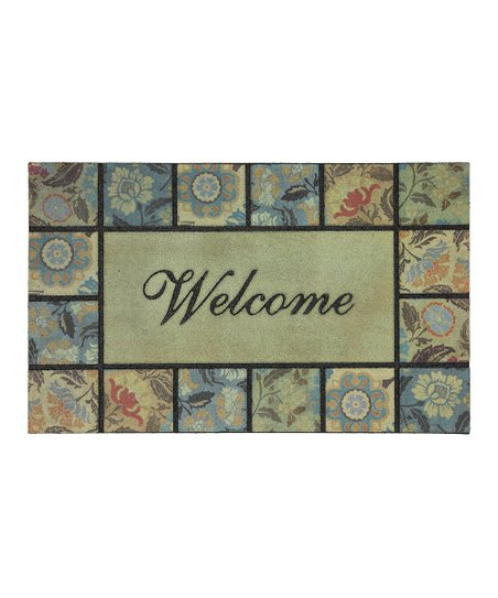 Estampes Tiles Doormat