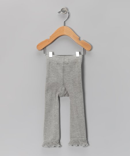 Gray Leggings - Infant & Toddler