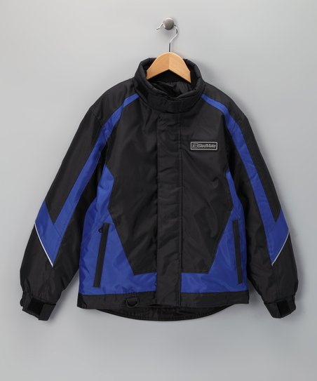 Blue Sledmate XT Series Jacket - Boys