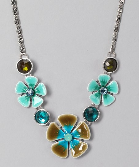 Turquoise Playful Hippie Necklace
