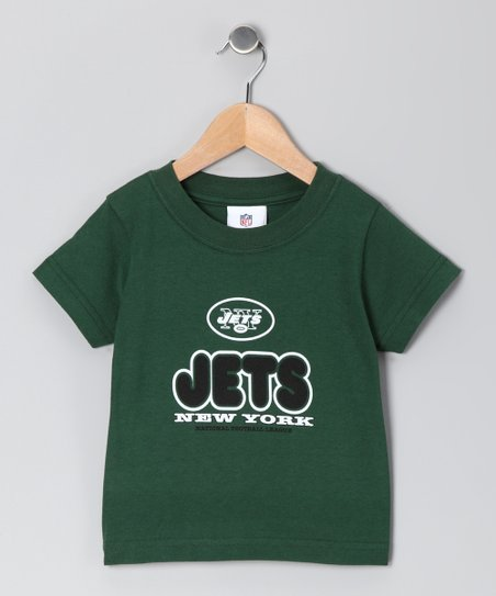 Green New York Jets Tee - Toddler