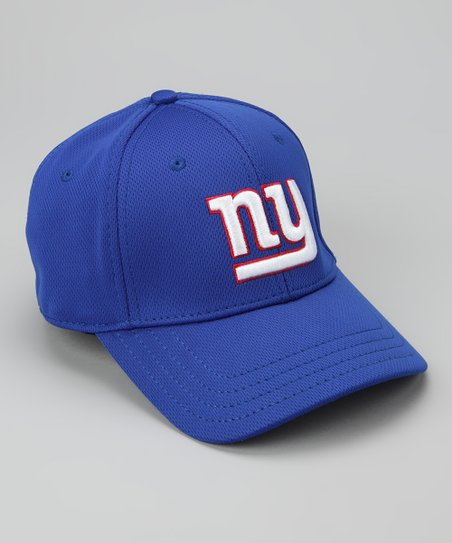Blue New York Giants Performance Baseball Cap