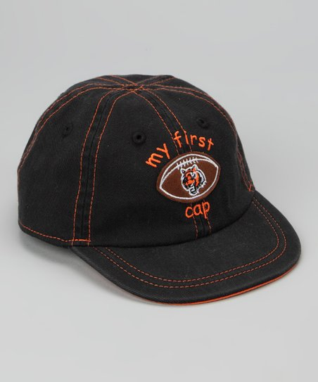 Black Cincinnati Bengals 'My First' Baseball Cap