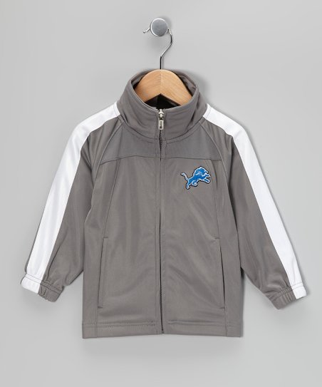 Detroit Lions Track Jacket - Kids