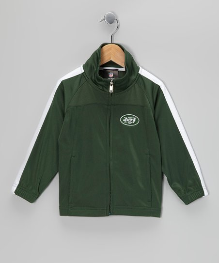 New York Jets Track Jacket - Kids