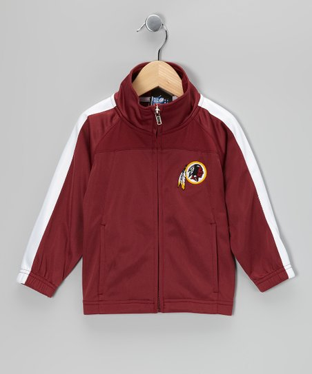 Washington Redskins Track Jacket - Kids
