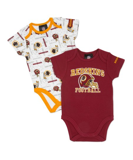Washington Redskins Bodysuit Set - Infant