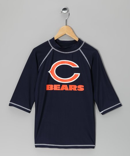 Chicago Bears Rashguard - Kids