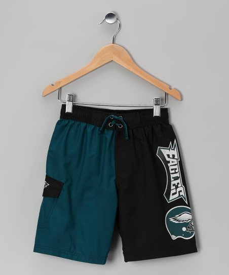 Philadelphia Eagles Swim Trunks - Kids