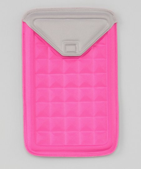 Pink & Gray Case for Kindle Fire