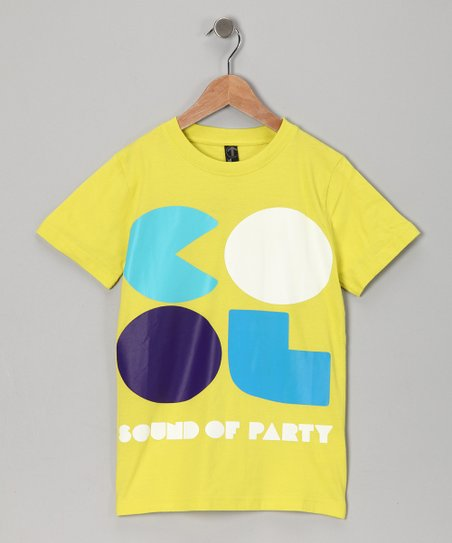 Lemon 'Cool' Tee - Boys