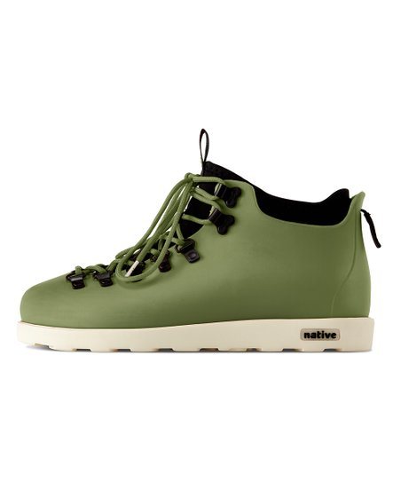 Bunker Green Fitzsimmons Boot - Kids