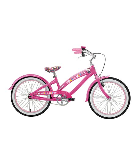 Pink Hello Kitty 20'' Wheel Bicycle