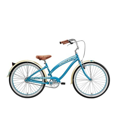 Turquoise Lahaina Women&#039;s Cruiser Bicycle