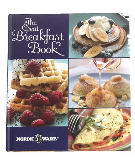 Nordic Ware The Great Breakfast Book Hardcover