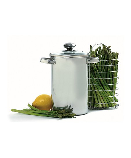 Stainless Steel Asparagus Cooker Set