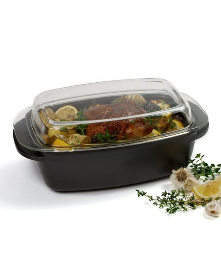Nonstick 6-Qt. Lidded Roaster
