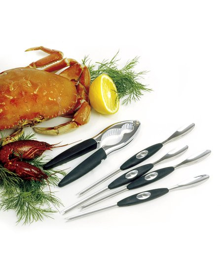 Grip-Ez Seafood Cracker & Pick Set
