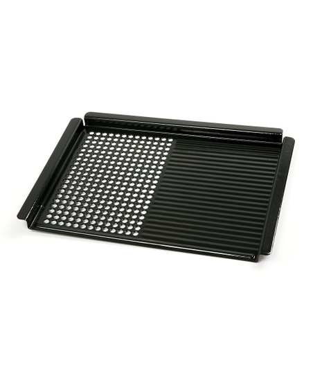 Dual-Sided Grill Pan