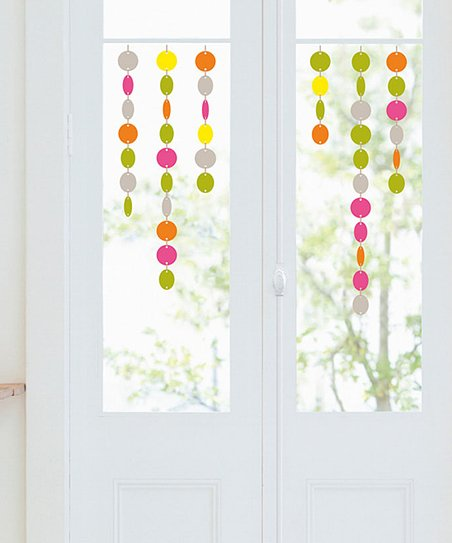 Dot Window Cling Set