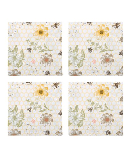 Honeycomb Napkin - Set of Four