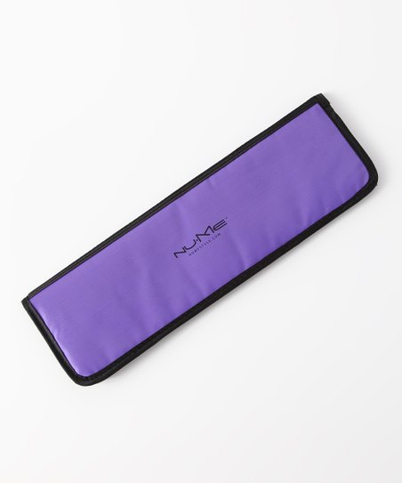 Purple Heat Protectant Pouch