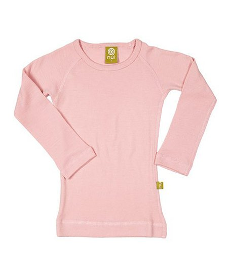 Blush Merino Organic Thermal Tee - Infant & Kids