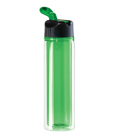 Green 25-Oz. Flip-Spout Sport Bottle
