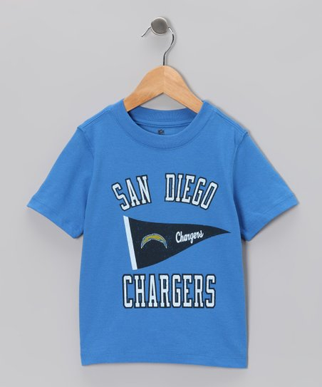 San Diego Chargers Pennant Tee - Infant &amp; Toddler