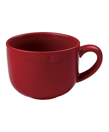 Omniware Red 24-Oz Mug