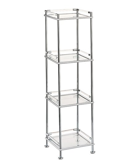 Mystic Four-Tier Shelf