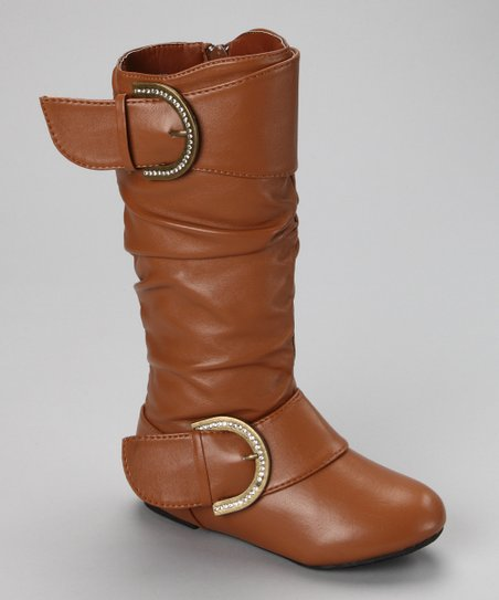 Tan Destiny Boot