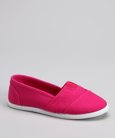 Fuchsia Tammy Slip-On Shoe