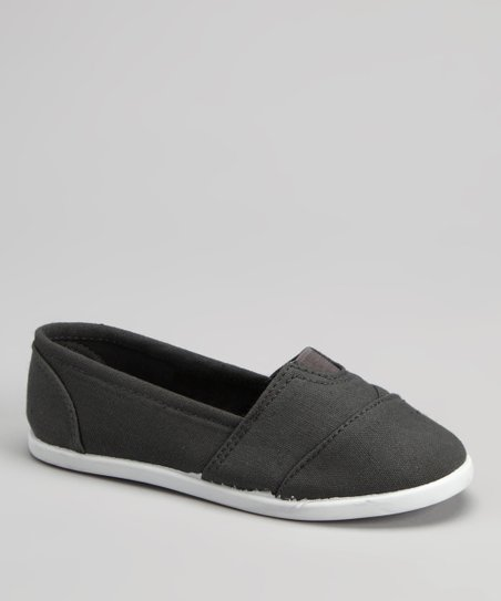 Gray Tammy Slip-On Shoe