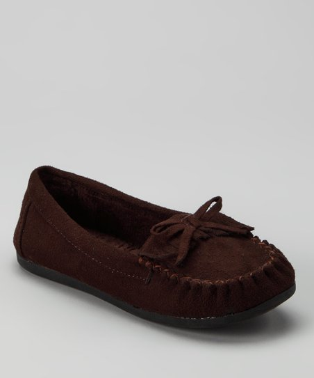 Brown Tasha-2 Moccasin